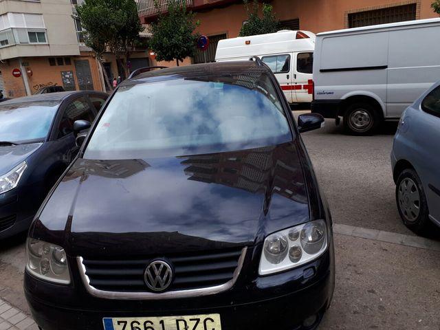 Volkswagen Touran del 2006 de segunda mano