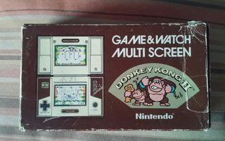 Caja Donkey Kong II Nintendo G&W