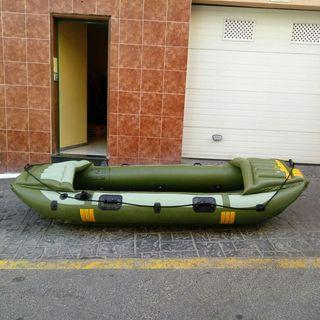 Bestway gallivant Neva III piroga kayak