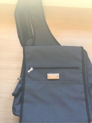 Bolsa para llevar portatil