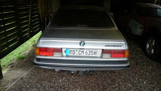 BMW Serie 635csi 1984