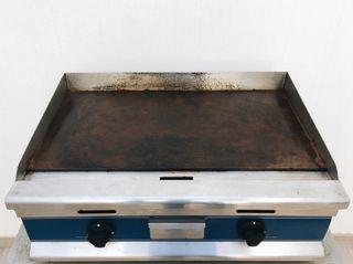 Plancha de cocina a gas de segunda mano por 200 en valencia en wallapop - Planchas de gas de segunda mano ...