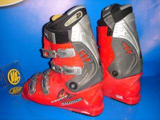 botas de esquiar SALOMON talla 44