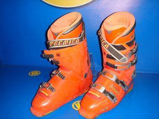 Botas esquiar TECNICA talla 42