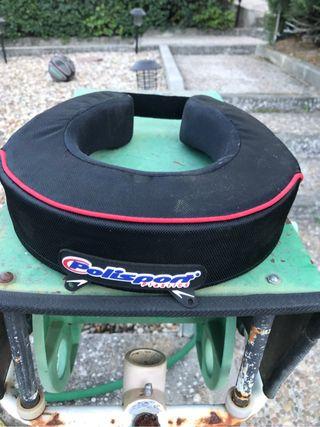 Protector cuello motocross
