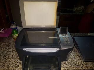 impresora fax multifunción