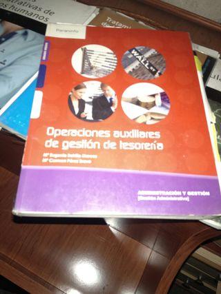 libros de F.P. Gestion Administrativa.
