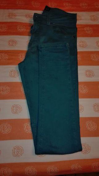 conjunto 2 Pantalón para chicos talla 40