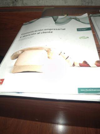 libros de F.P.Gestion Administrativo (Grado Medio)