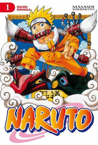Tomo 1 Naruto