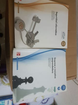 libros de informática los 3 a 40€