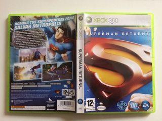 Superman xbox 360