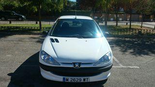 Peugeot 206 1.4 75cv xs 3p