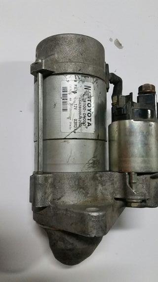 Motor de arranque toyota auris 1.4 td 2009-2012