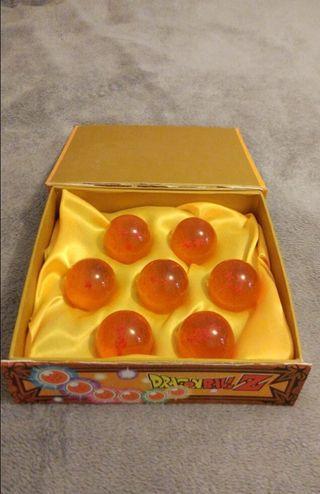 Bolas de dragon dragon ball