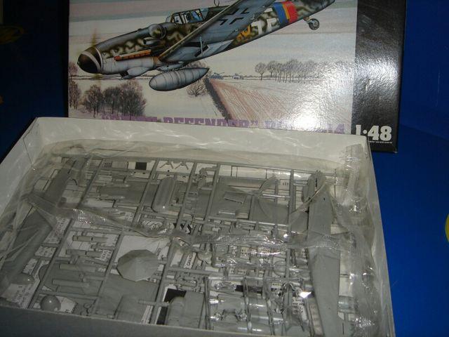 maqueta avion 1:48 Hobby craft REICH DEFENDER