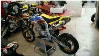 Pitbike ycf sp3 190 cc