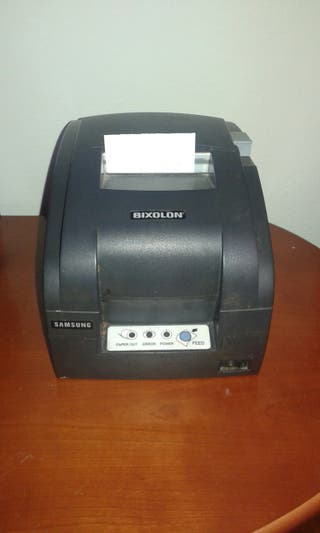 Impresora térmica de ticket