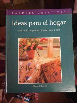 Libro Labores Creativas