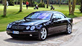 mercedes-benz CL600 V12 2001