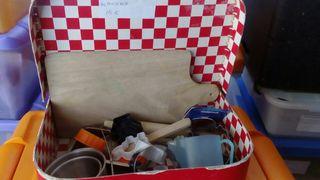 maletin infantil de repostería