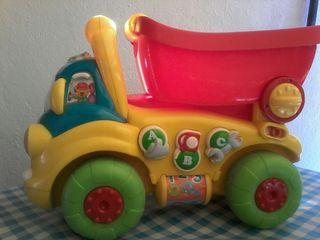 coche parlanchin