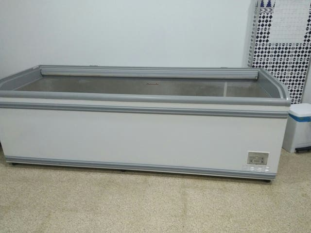 4 congeladores el tpv tactil peso cajon y teclado