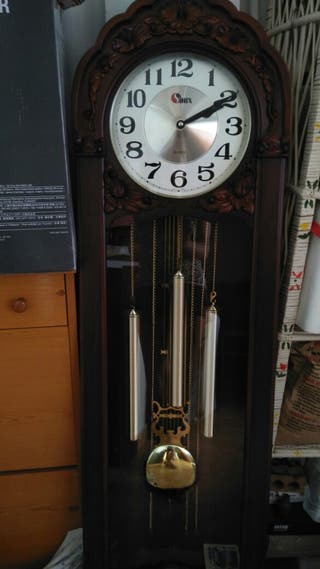 reloj de parded