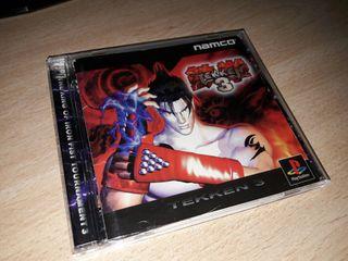 Tekken 3 Japonés