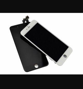 iPhone 7..cambio de pantalla completa