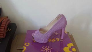 Zapatos fiesta y de novia
