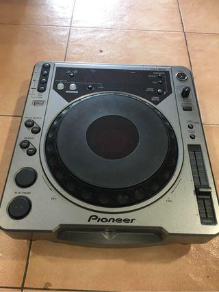 Pioneer 800 controlador de cd