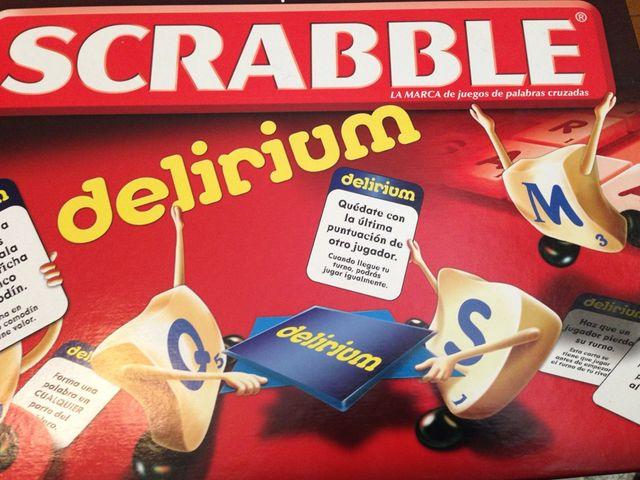 Juego Mesa Scrabble De Segunda Mano Por 5 En Ermua En Wallapop