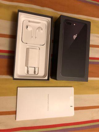 Iphone 8 plus 64g cambio por 7