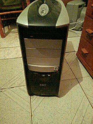 una torre de ordenador