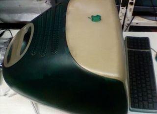 Imac G3 verde