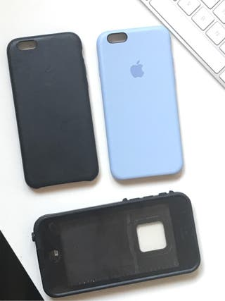 FUNDAS APPLE PARA IPHONE 6/6S