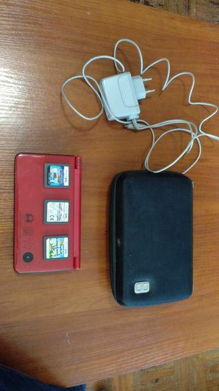 Nintendo Ds XL roja ( ed.25)