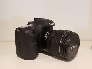 Canon 7D + 15/85mm