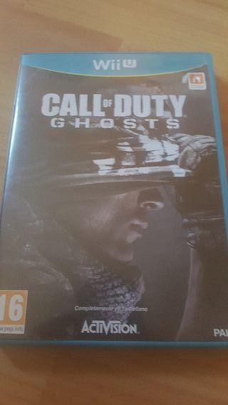 juego wii u ghosts