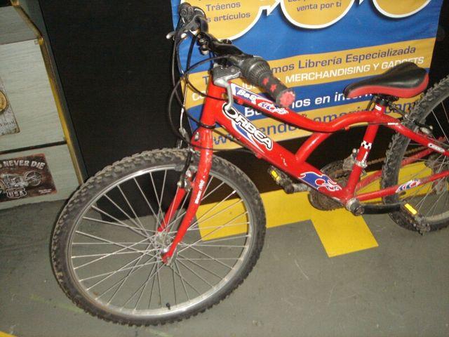 Bicicleta Orbea femenina talla 24 buen estado