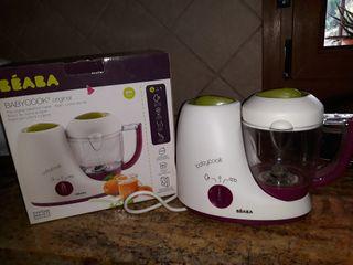 Robot de cocina alimento infantil