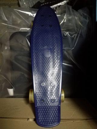 Skate con luz