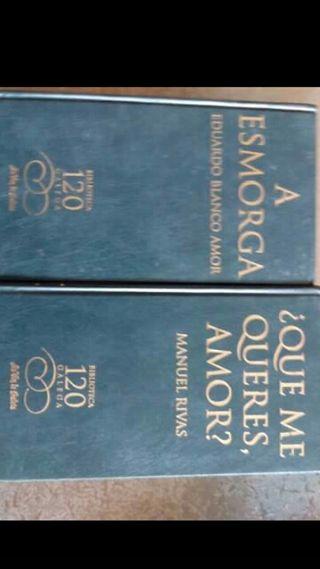 libros de literatura gallega