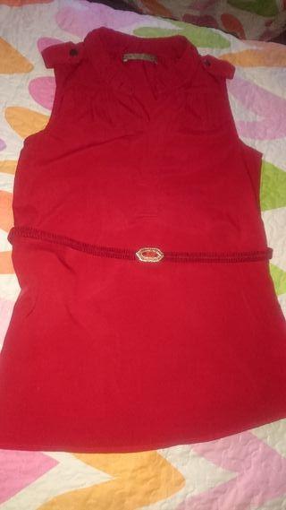 Camisa roja Sfera S