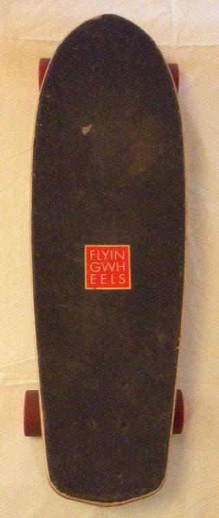 """Longboard Flying Wheels, 29"""""""