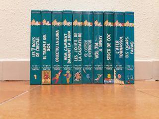 Colección películas VHS