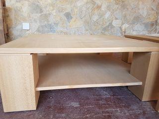 mesa centro pintar al gusto