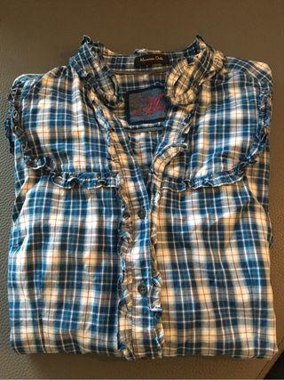 Camisa mujer massimo dutti