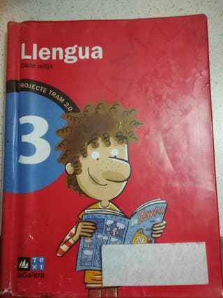 Libro 3 primaria Catalán